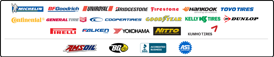 Tire Brands in Clearwater, FL